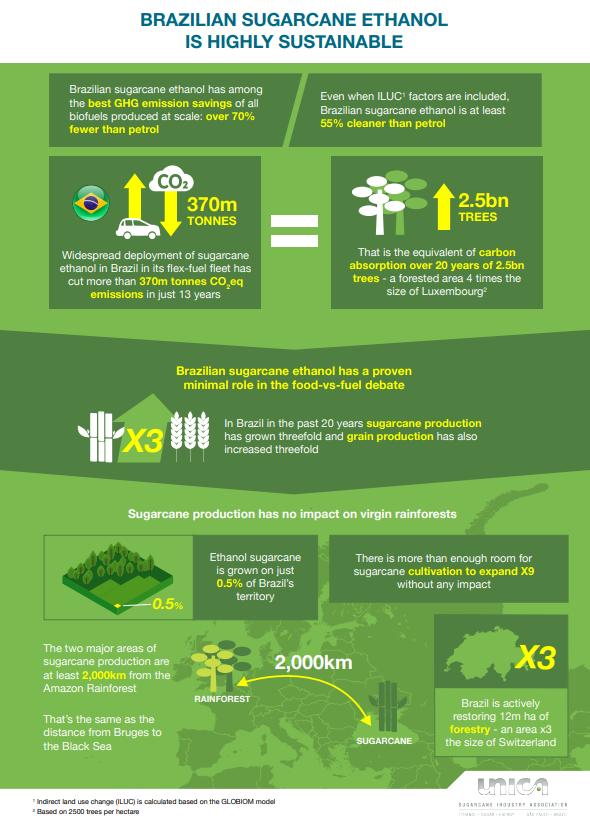 Brazilian Sugarcane Industry