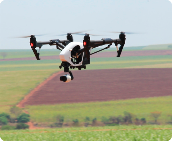 Sugarcane Drones Technology